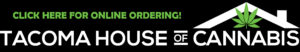 house of cannabis logo with a link to online ordering